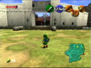 Rpgclassics Com Legend Of Zelda Ocarina Of Time