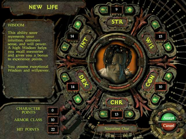 Planescape: Torment - Getting Started