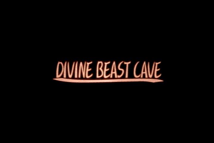 Divine Beast Cave