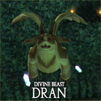 Divine Beast Dran