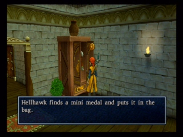 dragon quest 8 how to open locked chests