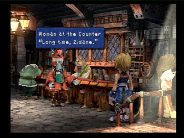 Final Fantasy IX - Lindblum Grand Castle