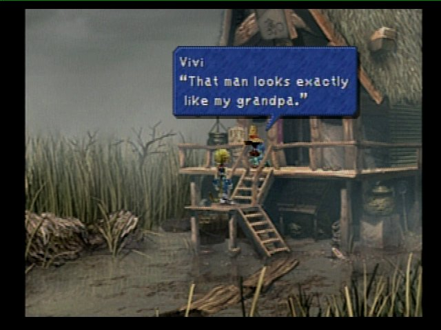 Final Fantasy Ix Qus Marsh