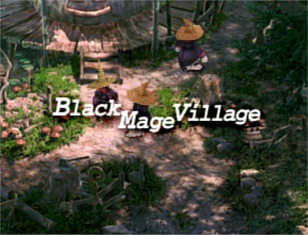 Black Mage Village