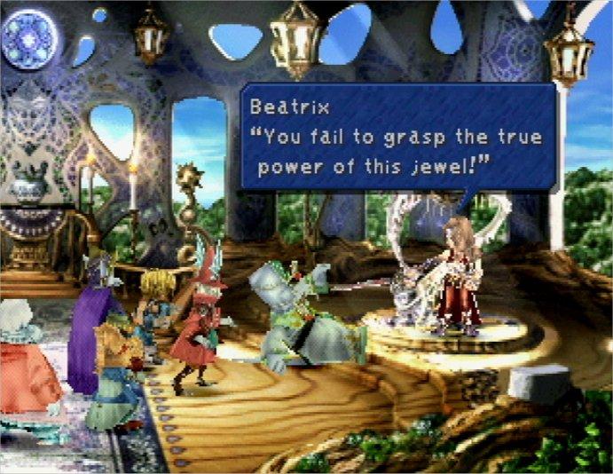 Final Fantasy Ix Cleyra Settlement