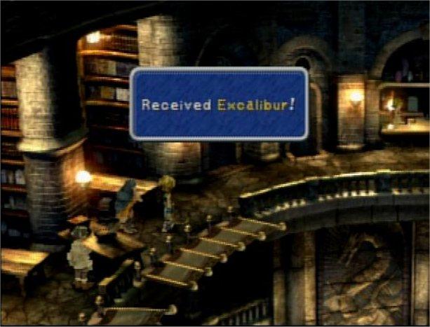 Excaliburand excalibur ii