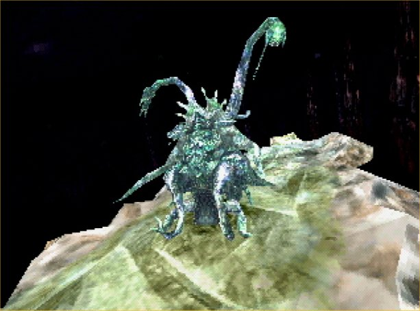 Kraken (Crystal World)