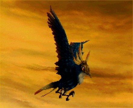 Trick Sparrow