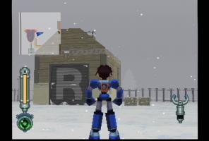 Rpgclassics Megaman Legends 2 Shrine