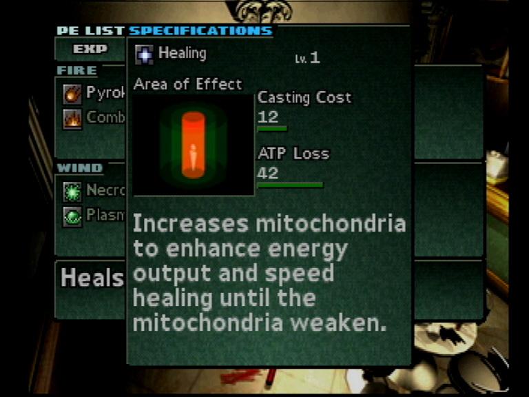 PE Healing 1