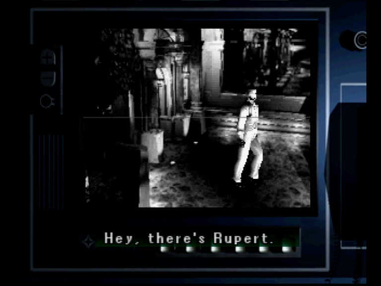 I see Rupert