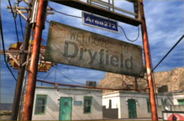 Welcome to Dryfield