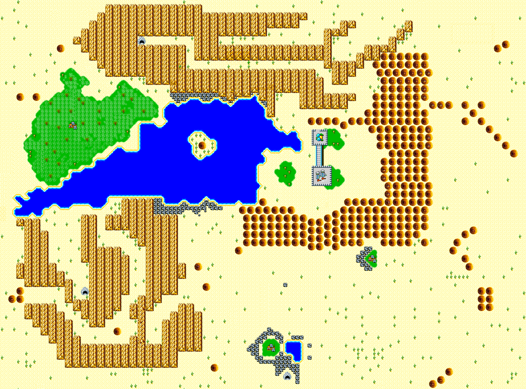 phantasy star towns overworlds shops maps