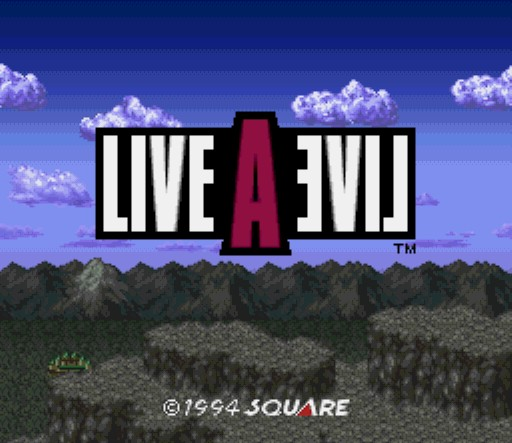 Welcome To The Live A Live Shrine This Excellent Game Was Released For The Super Nes In Japan But Never Translated Into English Officially