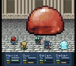 [REVIEW 1] Lufia II: Rise of Sinistrals Jelly