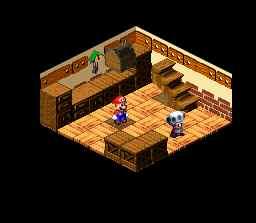 Super Mario RPG Hidden Treasure Chests
